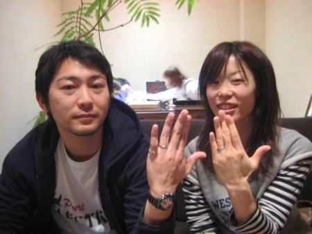 110801木目金の結婚指輪_大阪店001②.jpg