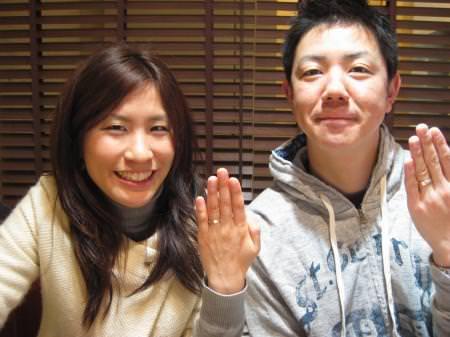 110219木目金の結婚指輪横浜元町店001.jpg