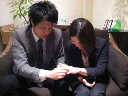 110222木目金も婚約指輪_大阪店001.jpg
