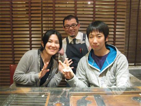 110222+木目金の結婚指輪+銀座店001.jpg