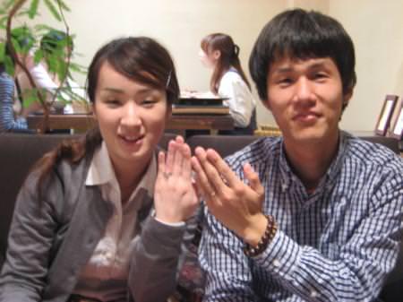 110227木目金の結婚指輪_大阪店007.jpg