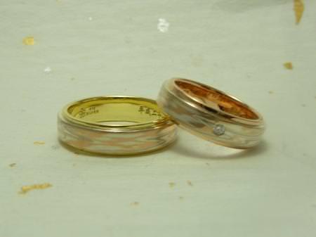 11031501木目金の結婚指輪_大阪店001