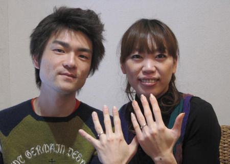 110303木目金の結婚指輪_神戸店001.jpg