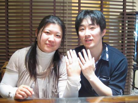 110306木目金屋の結婚指輪_横浜元町店001.JPG