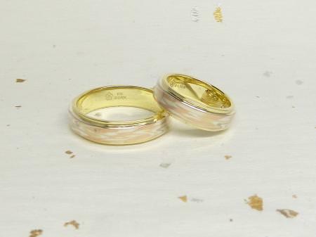 110312木目金の結婚指輪_002.JPG