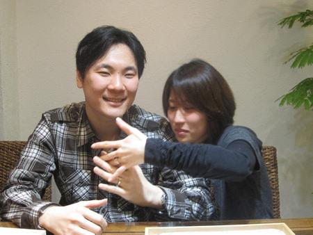 110314木目金の結婚指輪_神戸店001.jpg