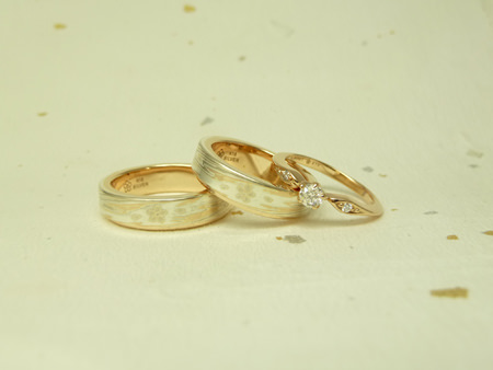 110314木目金の結婚指輪_神戸店002③.jpg