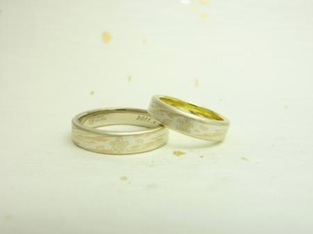110319木目金の結婚指輪_表参道本店003.JPG