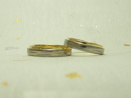 110326木目金の結婚指輪_横浜元町店001.jpg