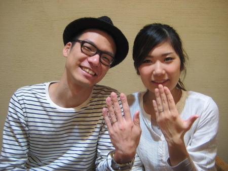 110327木目金の結婚指輪_大阪店001③.jpg