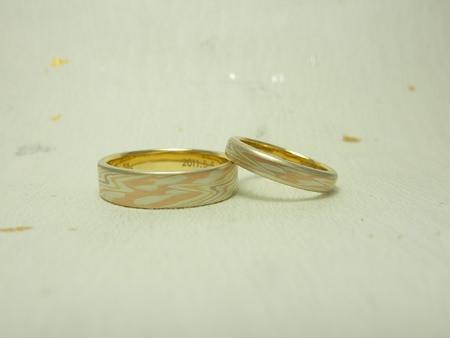110327木目金の結婚指輪_横浜元町店002 10L11Y.jpg