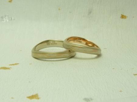 11032809木目金の結婚指輪表参道本店002.jpg