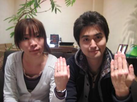 110305木目金の結婚指輪_大阪店001①