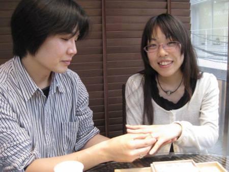 110409木目金の結婚指輪_横浜元町店001.jpg