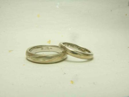 11040902木目金の結婚指輪 表参道本店002.jpg