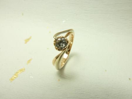 110410木目金の婚約指輪_大阪店2.jpgのサムネール画像