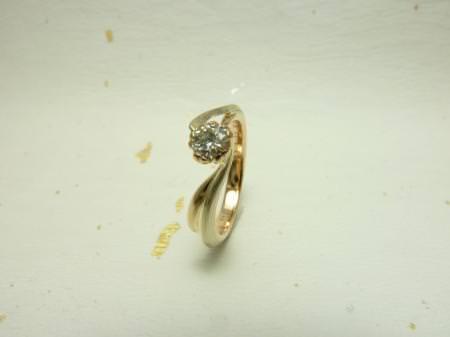 110410木目金の婚約指輪_大阪店005