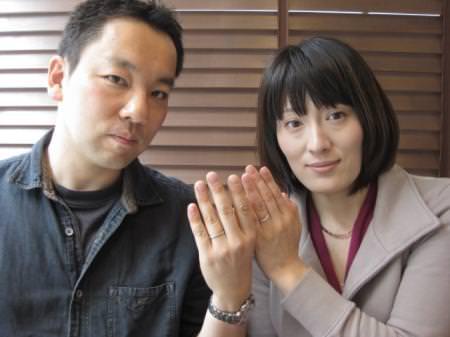 110416木目金の結婚指輪横浜元町店001.JPG