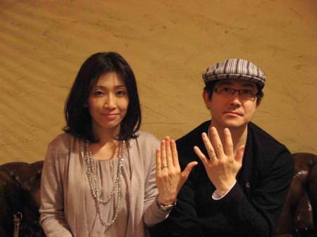 11042001木目金の結婚指輪 表参道本店001.jpg