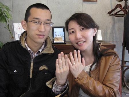 110424 木目金の結婚指輪_横浜元町店001.jpg