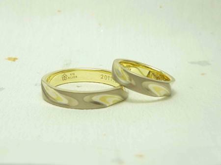 110424グリ彫りの結婚指輪_表参道本店00.jpg