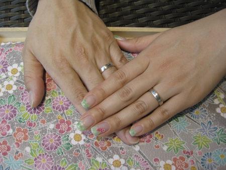 110424木目金の結婚指輪 横浜元町店001.jpg