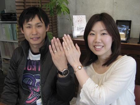 11042401 木目金の結婚指輪_横浜元町店001.jpg