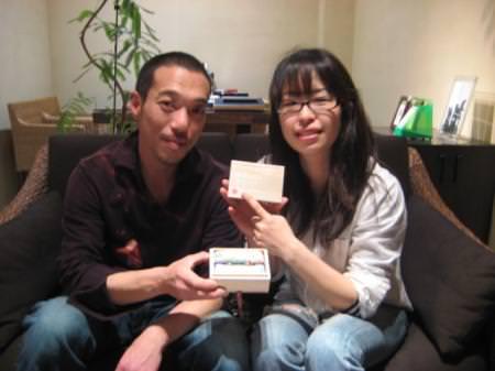 110426木目金の結婚指輪_大阪店001.JPGのサムネール画像