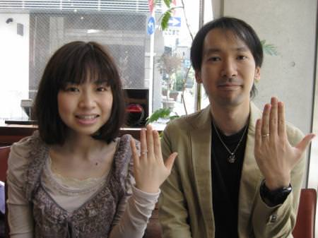 110429木目金の結婚指輪 横浜元町店 001.JPG