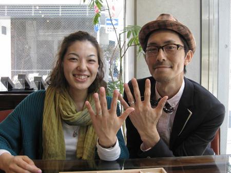 110429木目金の結婚指輪 横浜元町店001.JPG