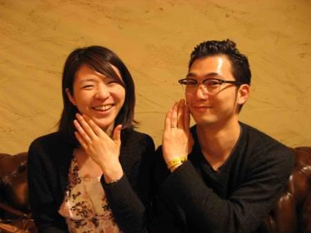 11042903木目金の結婚指輪 表参道本店001a.jpg