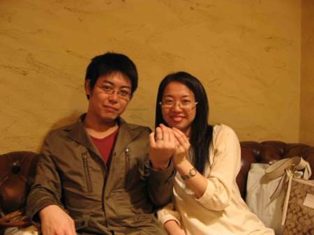11043003木目金の結婚指輪 表参道本店001.jpg