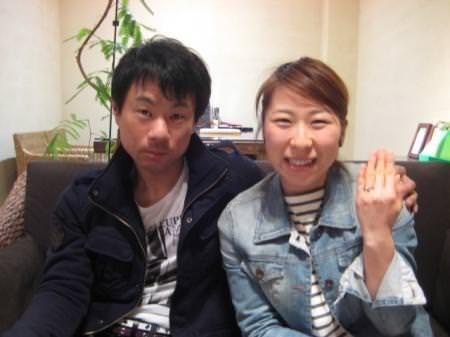 110427木目金の婚約指輪_大阪店002