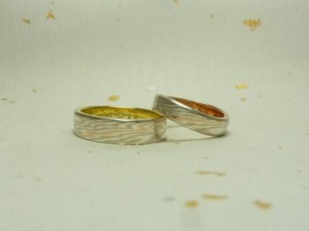 110423木目金の結婚指輪大阪本店002