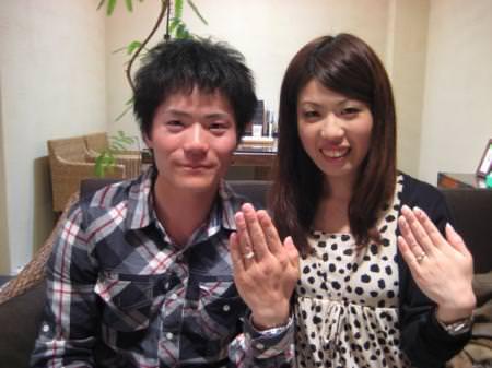 110423木目金の結婚指輪_大阪店001