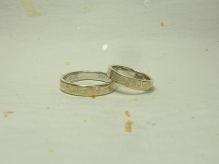110430木目金の結婚指輪 銀座店002.JPG