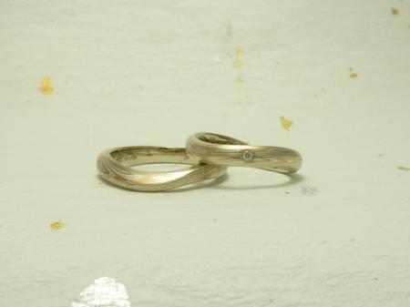 11052904木目金の結婚指輪 表参道本店002.jpg