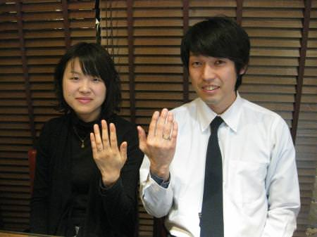 110205_木目金の結婚指輪_銀座店001.JPG