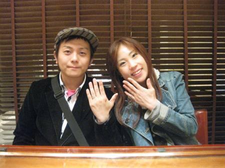 110410木目金の結婚指輪+銀座店001.JPG
