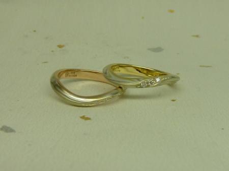 110410木目金の結婚指輪+銀座店002.JPG