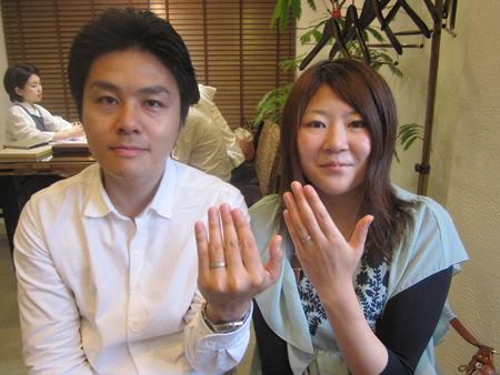 110618木目金の結婚指輪_神戸店001.jpg
