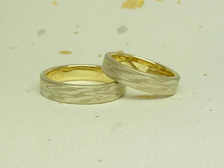 110618木目金の結婚指輪_神戸店002.jpg