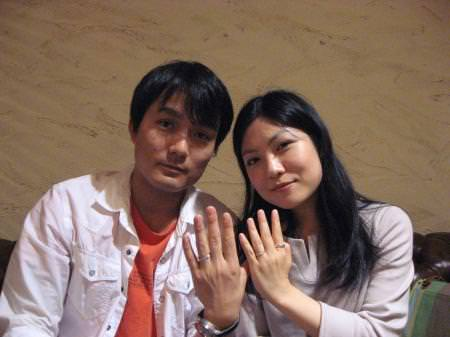 11061804木目金の結婚指輪 表参道本店001.jpg