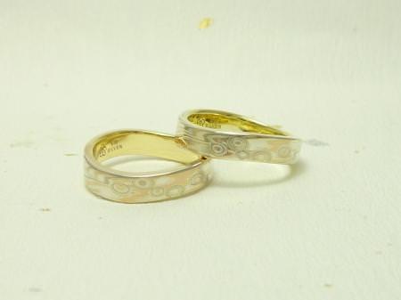 110619木目金の結婚指輪_大阪店002.JPG