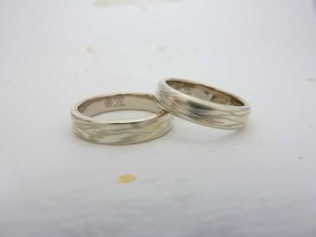 11061901木目金の結婚指輪 表参道本店002.jpg