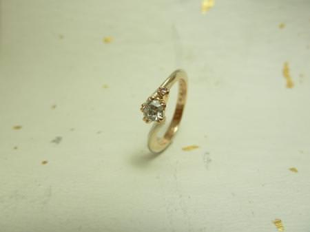 110625木目金の結婚指輪 横浜元町002(2).JPG