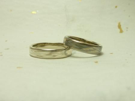 110625木目金の結婚指輪 横浜元町002(3).JPG