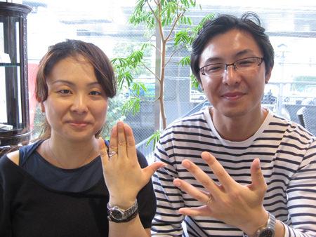 11062501 木目金の結婚指輪_横浜元町店001.jpg