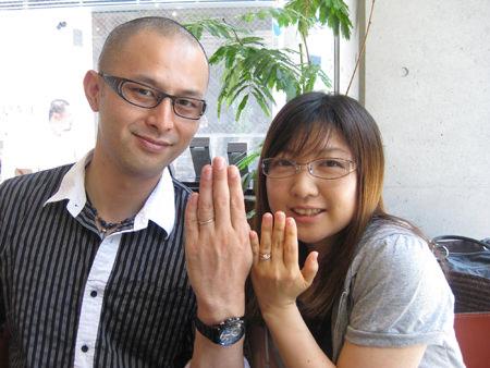 11062901 木目金の結婚指輪_横浜元町店001.jpg