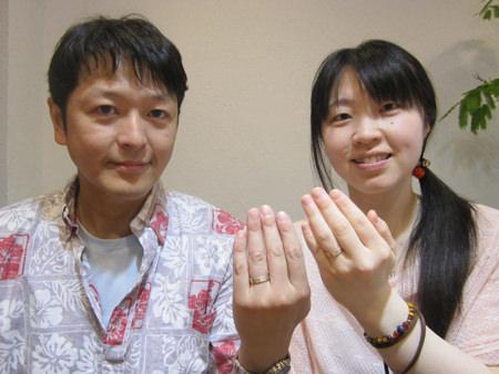 110630木目金の結婚指輪_神戸店001.jpg